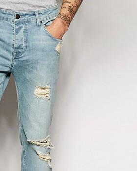 calca jeans alexandre taleb 280x350 - Como lavar uma calça jeans nova