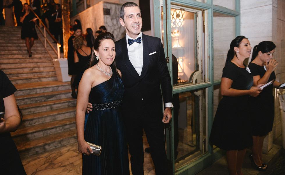 Juliana e Alexandre Taleb