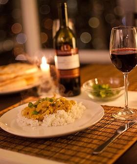 mesa jantar alexandre taleb 1 280x334 - Como arrumar uma mesa de jantar