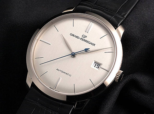 Girard Perregaux - As 20 marcas de relógios suíços mais valiosas do mundo