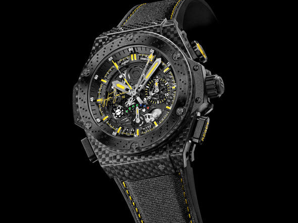 Hublot - As 20 marcas de relógios suíços mais valiosas do mundo