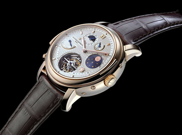 Vacheron Constantin - As 20 marcas de relógios suíços mais valiosas do mundo