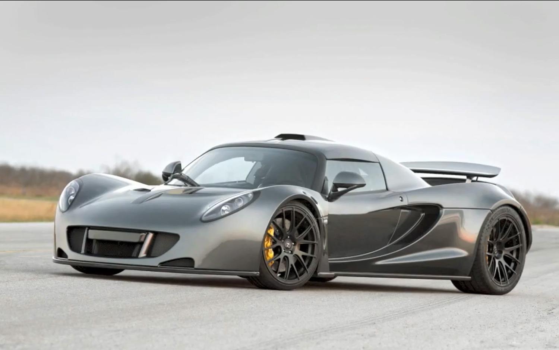 carro 1 - O carro de série mais rápido do mundo