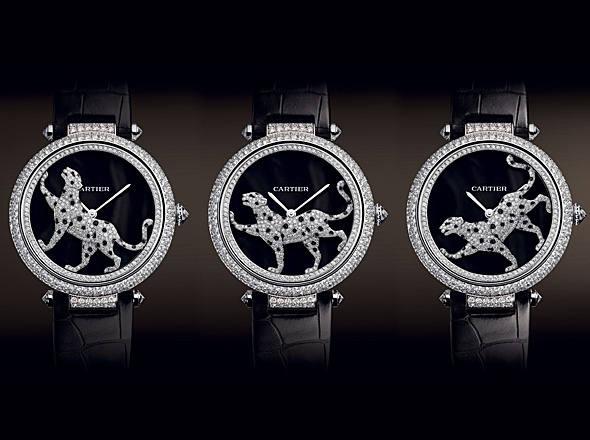 cartier - As 20 marcas de relógios suíços mais valiosas do mundo