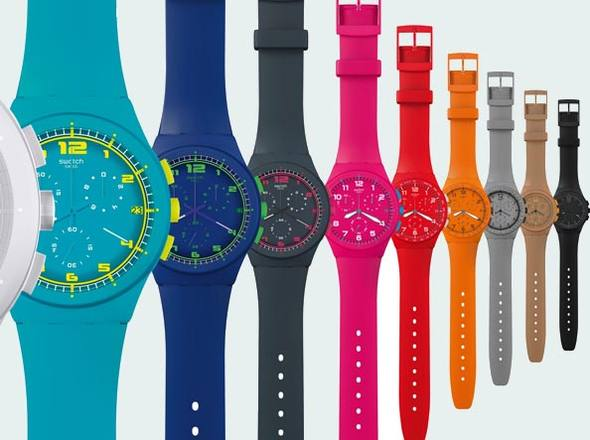 swatch - As 20 marcas de relógios suíços mais valiosas do mundo