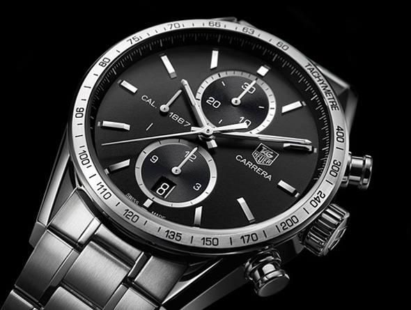 tag hauer - As 20 marcas de relógios suíços mais valiosas do mundo