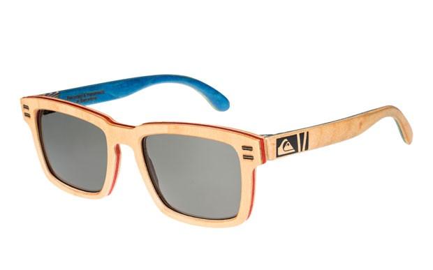 51a452455 Quiksilver lança primeiro óculos ecológico feito com shape de skate -  Alexandre Taleb | Alexandre Taleb
