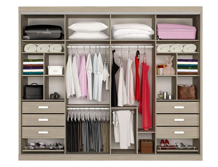 armario - Dicas simples para evitar e eliminar traças