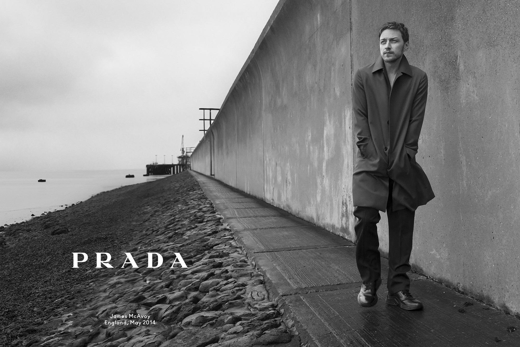 prada1 - Prada Menswear Fall/Winter 2014 Campaign