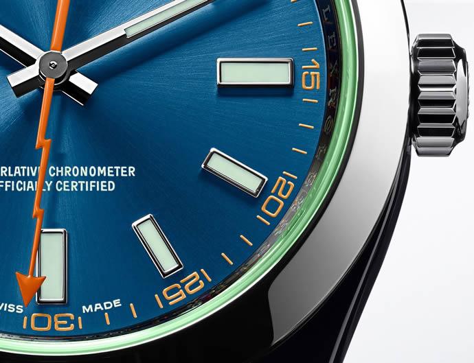 Rolex Oyster Perpetual Milgauss alexandre taleb 2 - Rolex Oyster Perpetual Milgauss, o relógio da ciência