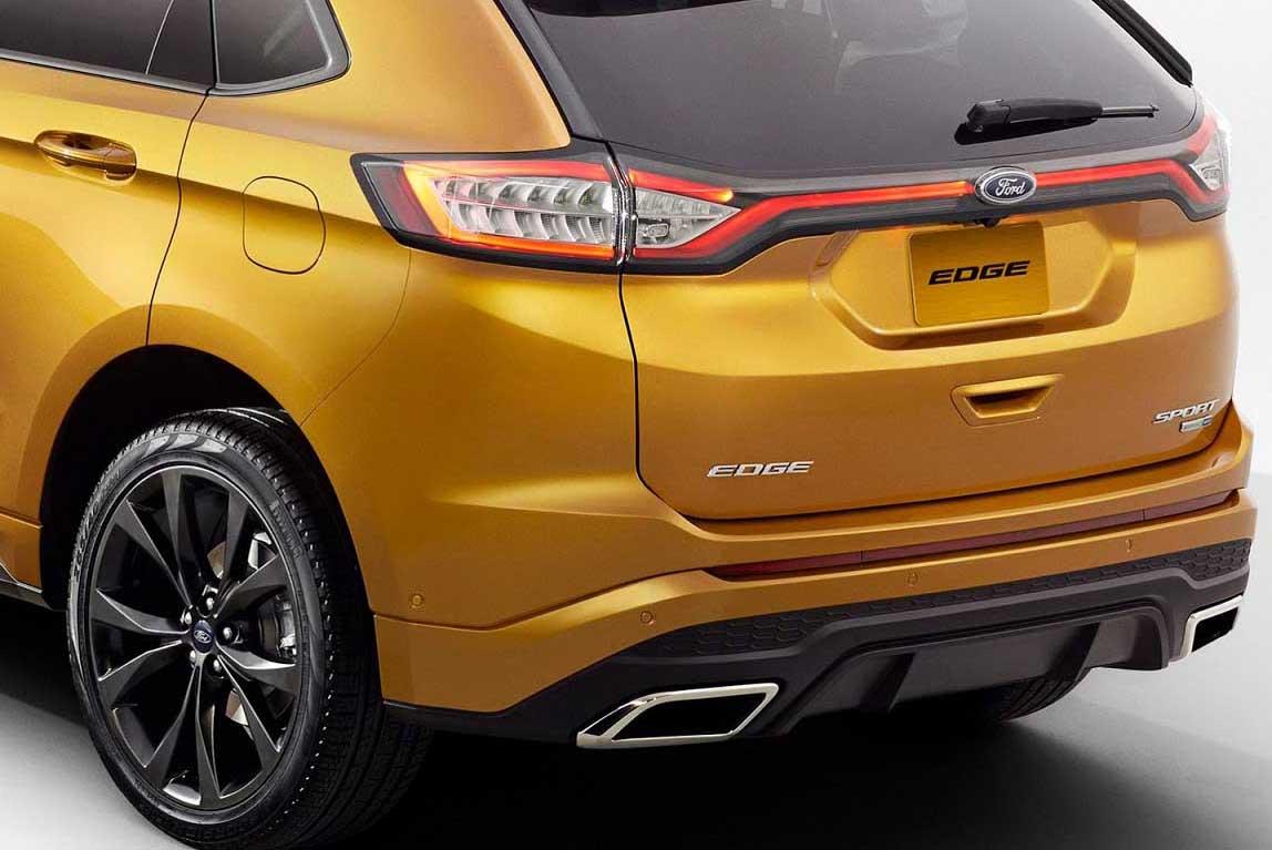 o novo ford edge alexandre taleb 5 - O novo Ford Edge