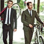 homens bicicleta alexandre taleb 150x150 - O xadrez Argyle