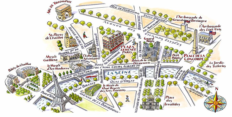 restaurante l avenue paris alexandre taleb 6 - Restaurante L´Avenue Paris