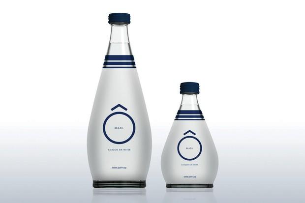 agua gourmet Alexandre Taleb 1 - Água Gourmet da Umidade do Ar.