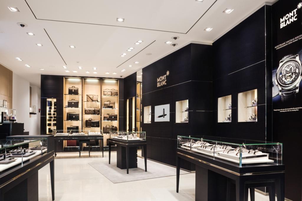 montblanc sao paulo alexandre taleb 4 - Inauguração Montblanc - Shopping  JK Iguatemi