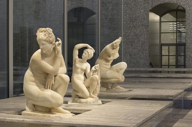 centro de exposicao de arte contemporanea prada alexandre taleb 2 - Centro de exposição de arte contemporânea  Prada