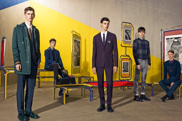 dior homme alexandre taleb 1 - Dior Homme  - Outono 2015
