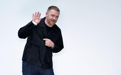 1 Craig Green - Semana de moda (Londres): Craig Green faz releitura de quimonos masculinos