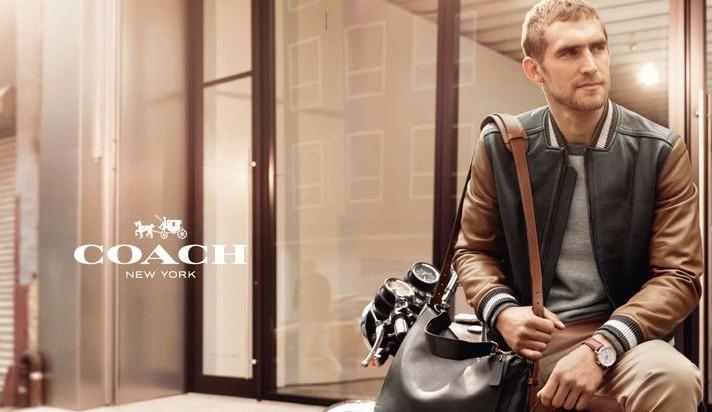 Coach e1434251610230 - Semana de moda (Londres): Coach aposta no animal print para homens