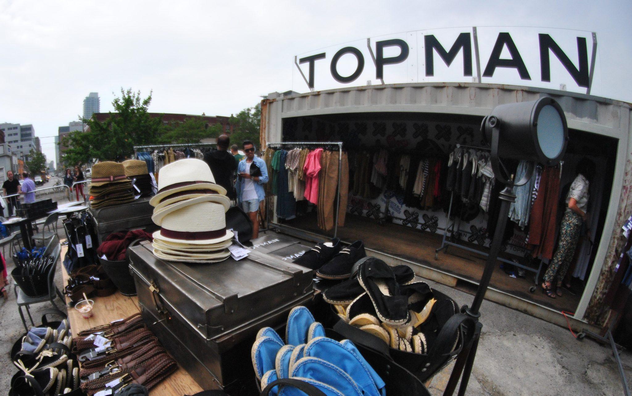 a911d8d6a06a9 Semana de moda (Londres)  Topman apresenta moda masculina para o público  jovem - Alexandre Taleb   Alexandre Taleb