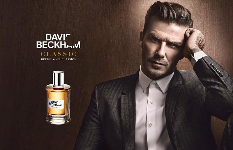 David Beckham Classic Fragrance - Reveja seus clássicos: conheça a nova fragrância de David Beckham
