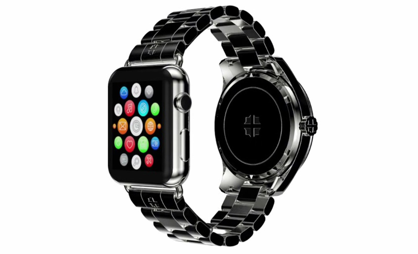 Apple Watch hp GQ 07Aug15 pr b 1445x878 - Relógio 2 em 1: Analógico + Apple Watch