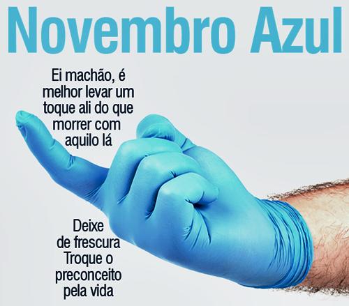 campanha prevenção cancer de prostata