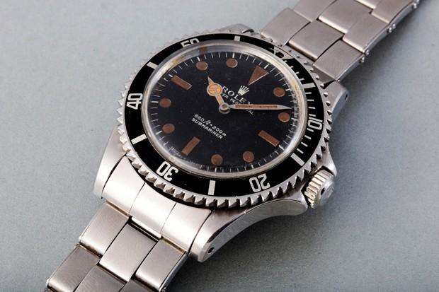 rolex 007 viva deixe morrer alexandre taleb moda masculina -  Rolex Submarine original de 'Com 007 Viva e Deixe Morrer' vai a leilão na Suíça