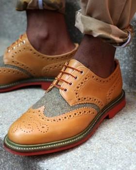 sapato masculino brogue 280x350 - Dicas de sapatos aos homens