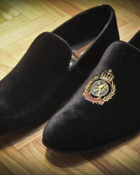 slipper sapato alexandre taleb shoe diego vanassibara 280x350 - Todos tipos de sapatos masculinos e onde usar
