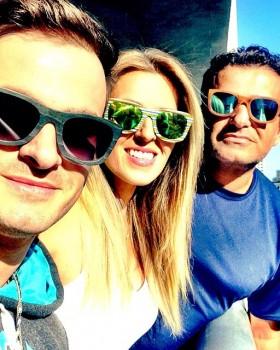 DJP  Moda e música e uma nova marca de óculos solares de madeira - Alexandre  Taleb   Alexandre Taleb 653aea8b80