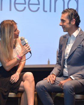 1 1 280x350 - Bloguerios CarasBlogs Niina Secrets e Alexandre Taleb no evento Fashion Meeting