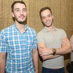 carlos landolfi e raphael andrade 1 150x150 - Jaeger-LeCoultre recebe convidados vip's para palestra de Ricardo Amorim no shopping JK Iguatemi