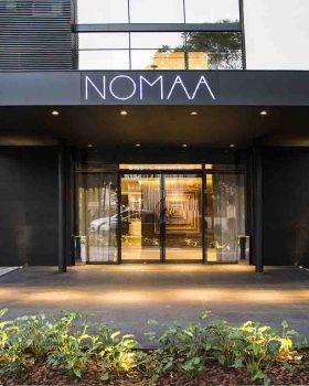 hotel ext 3 280x350 - Luxo em Curitiba, Nomaa e Nomade comemoram 1 ano com jantar preparado pelo chef Alberto Landgraf
