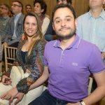 isabela portela e breno possas 1 150x150 - Jaeger-LeCoultre recebe convidados vip's para palestra de Ricardo Amorim no shopping JK Iguatemi