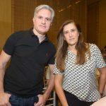 marcelo e monica teixeira 2 150x150 - Jaeger-LeCoultre recebe convidados vip's para palestra de Ricardo Amorim no shopping JK Iguatemi