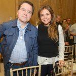 marcos e sonia stephan 150x150 - Jaeger-LeCoultre recebe convidados vip's para palestra de Ricardo Amorim no shopping JK Iguatemi