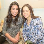 stephanie waisman e juliana zarzur 2 150x150 - Jaeger-LeCoultre recebe convidados vip's para palestra de Ricardo Amorim no shopping JK Iguatemi