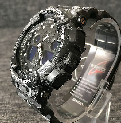 g shock - G-SHOCK ANUNCIA COLLABS DE MODA E GRAFITE