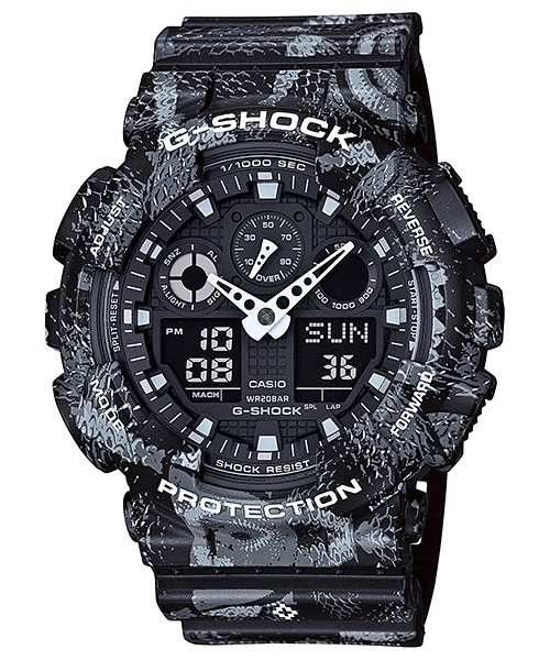 gshock - G-SHOCK ANUNCIA COLLABS DE MODA E GRAFITE