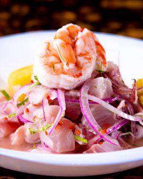 ceviche tradicional 280x350 - AccorHotels promove Festival Culinário Peruano nos restaurantes dos hotéis na América do Sul