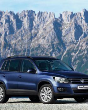 tiguan 280x350 - Volkswagen Tiguan passa a contar com motor 1.4 TSI de 150 cv, que alia excelente desempenho e baixo consumo de combustível