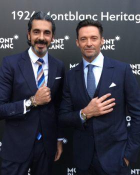 fullsizerender 280x350 - Jantar em Florença com Montblanc e Hugh Jackman (Wolverine/Logan)