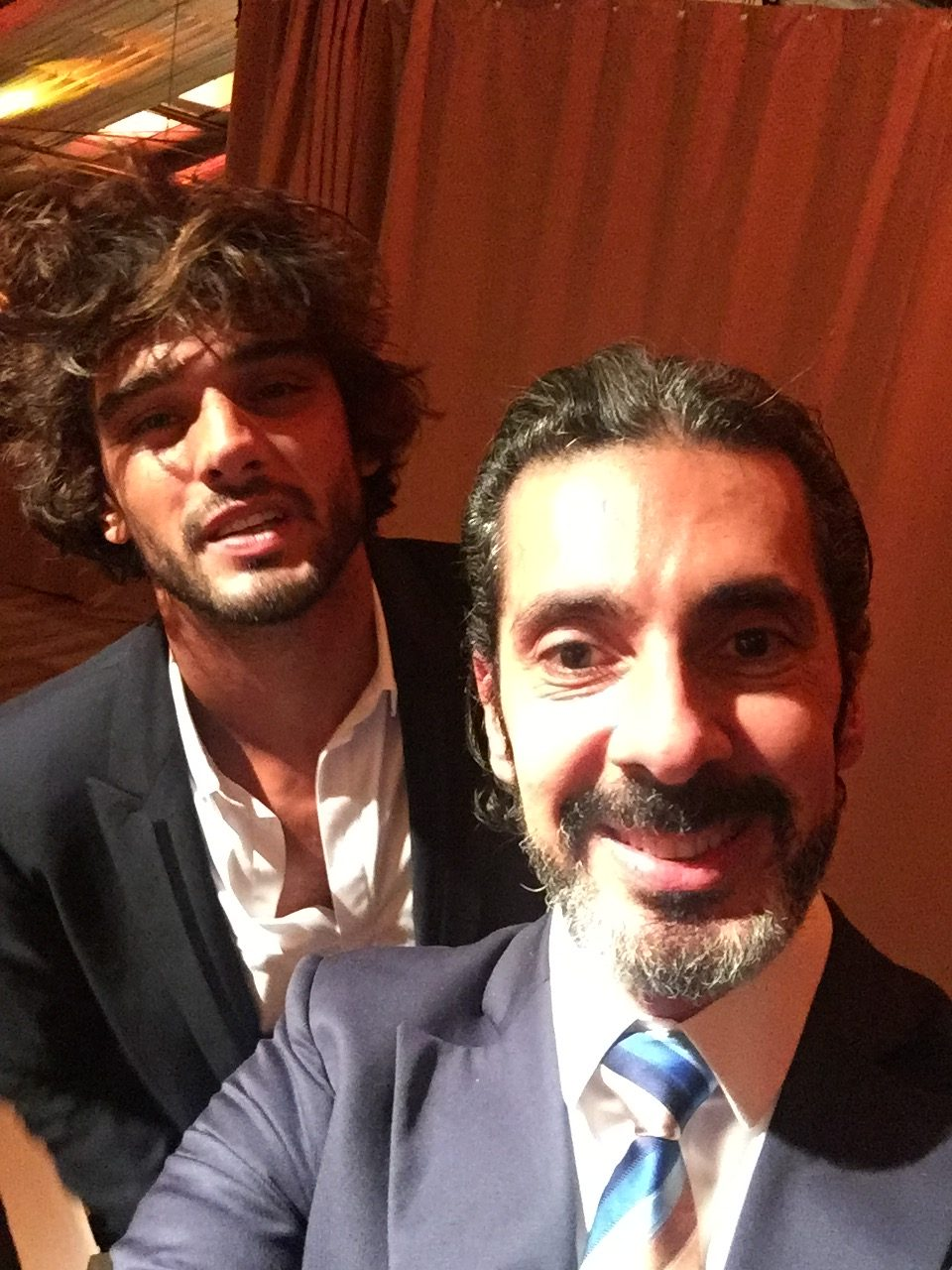 img 9694 e1498141644121 - Jantar em Florença com Montblanc e Hugh Jackman (Wolverine/Logan)