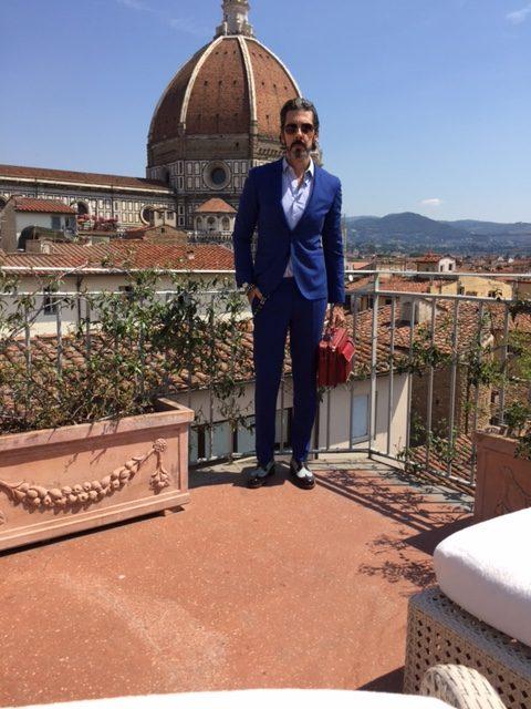 img 9781 e1498141685939 - Jantar em Florença com Montblanc e Hugh Jackman (Wolverine/Logan)