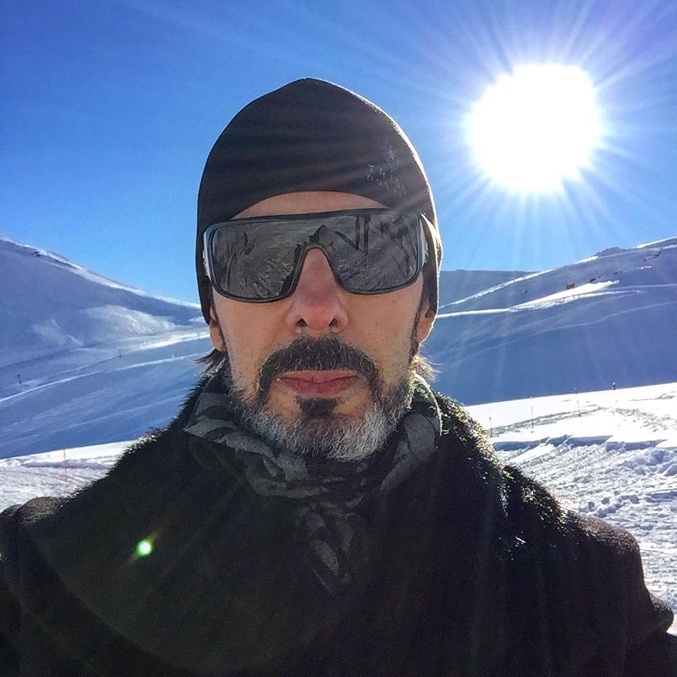 img 1311 - Ski no Valle Nevado (Chile)