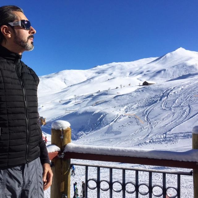 img 1329 - Ski no Valle Nevado (Chile)