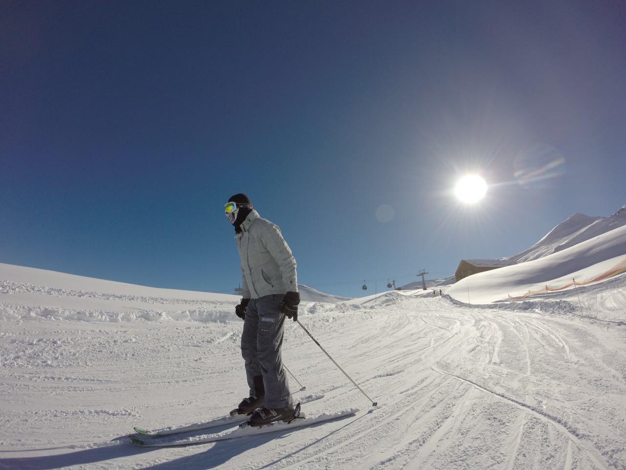 img 1456 - Ski no Valle Nevado (Chile)