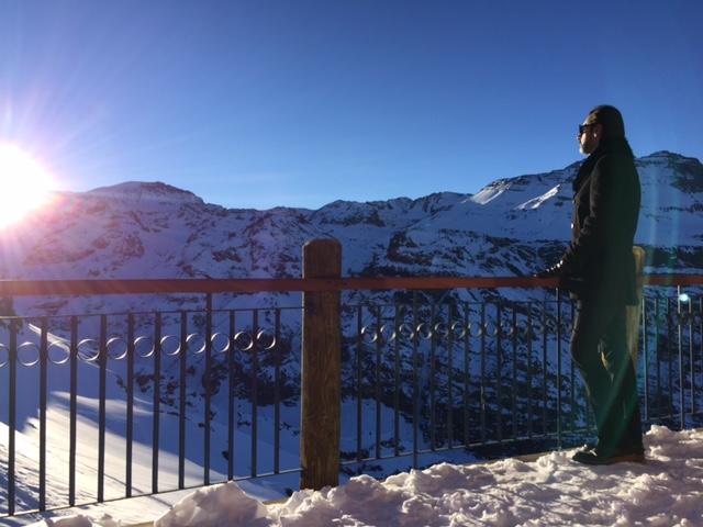 img 1485 - Ski no Valle Nevado (Chile)