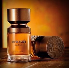 impression - Eudora apresenta o novo Eau de Parfum masculino ''IMPRESSION''